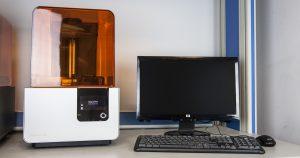 3D Printing and SLA Printing