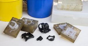 RTV Urethane and Silicone Casting Samples