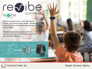 ReVibe Connect Prototyping Smart watches