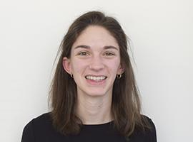 Sarah Hall, Mechanical Engineer