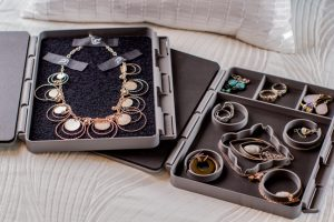 MyDelena, Jewelry Travel Case, Jewelry Case