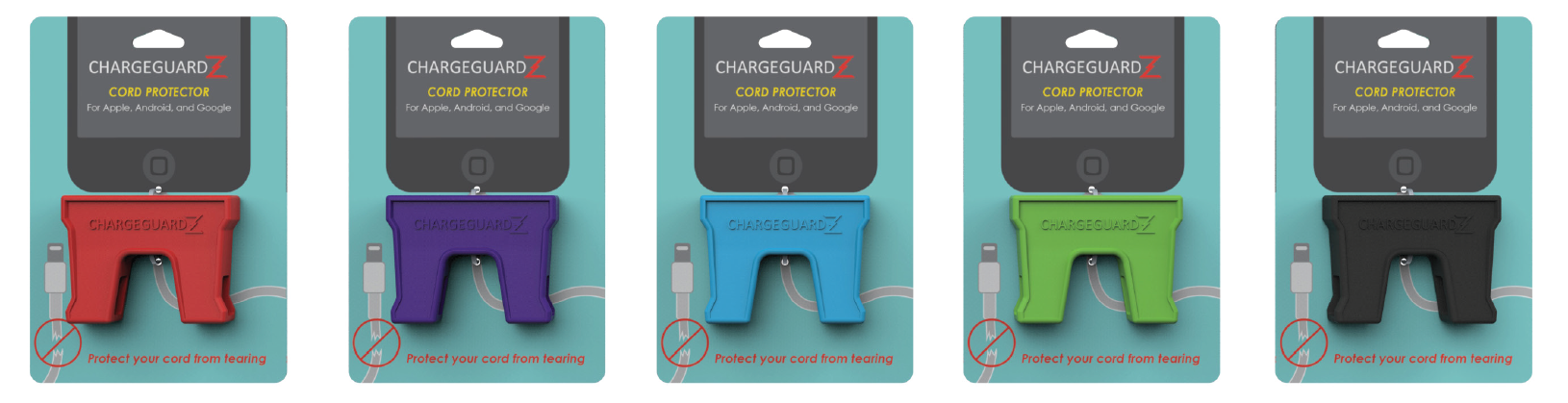 ChargeGuardz in Production