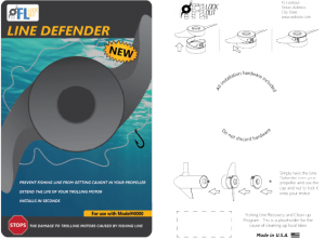 Line Defender product packaging