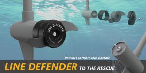 Line Defender Designs for Print Material