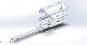 Hubu CAD Model