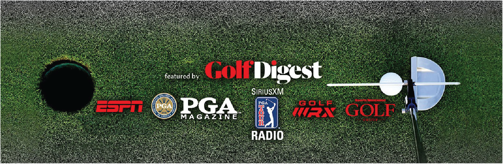 Dirty Larry Golf was featured by The Golf Digest