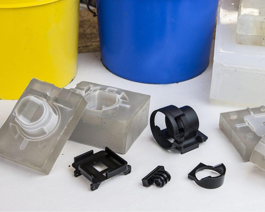 NVG Adaptor GoPro Adaptors Urethane and Silicone Casting