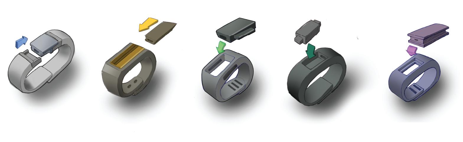 Consumer Prototype Watch Designs