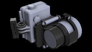 NVG Adaptor GoPro Adaptors Renderings