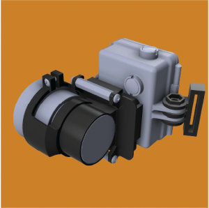 GoPro Adaptors and CAD Modeling