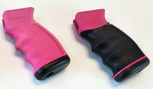 Injection Molded Pistol Grips