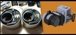 NVG Adaptor GoPro Adaptors Designs