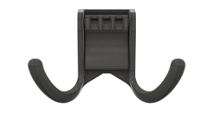 The Utty, a Portable Hook for Storing Sports Equipment