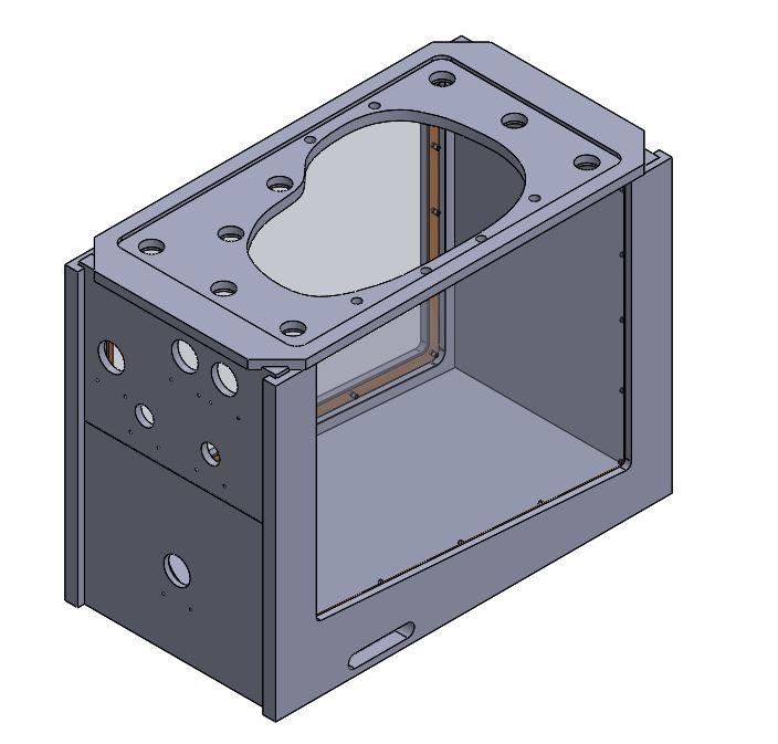CAD of Pericardium Basin