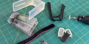 Methods of prototyping and 3D printing wearable