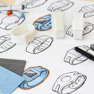 Form Study Industrial Design