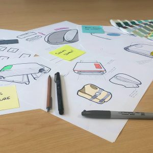 Product Design Sketching User Experience