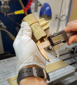 Mechanical Engineering Prototype Fabrication