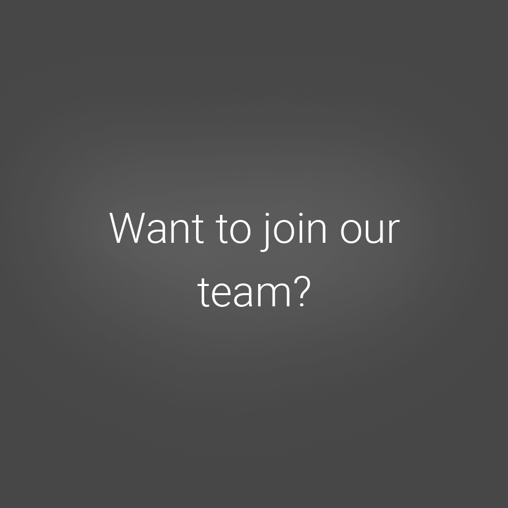 About Us - Join our team