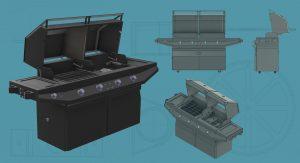 CAD Model Mechanical Engineering