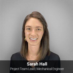About Us - Sarah Hall